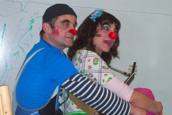 Clowns à l'hôpital