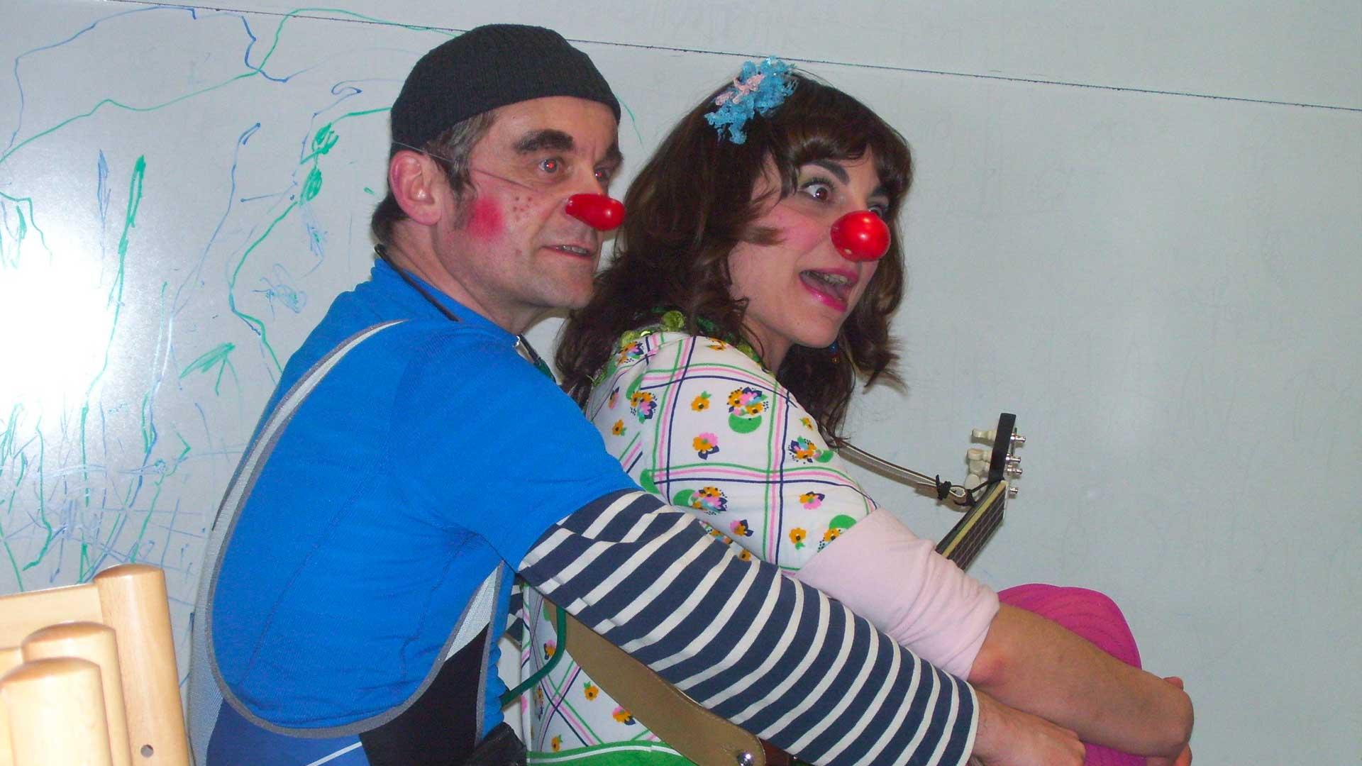 Clowns à l'ARAME