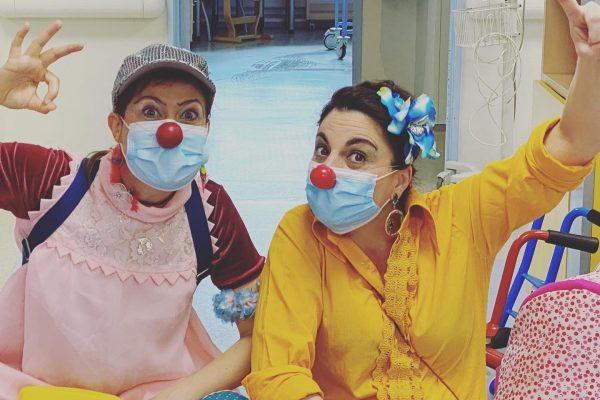 Visites de clowns