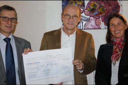 Lions club de Saverne – 4 000€ pour les enfants malades