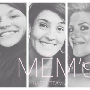 MÉM's Happy team
