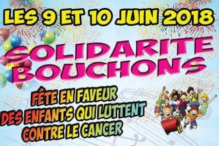Grande fête Solidarité Bouchons les 9 et 10 juin prochain à ROUHLING