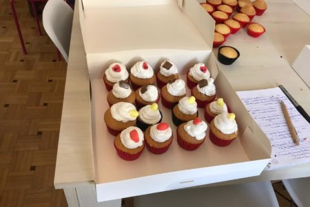 """Les """"24h du cupcake du coeur"""" à Mulhouse !"""