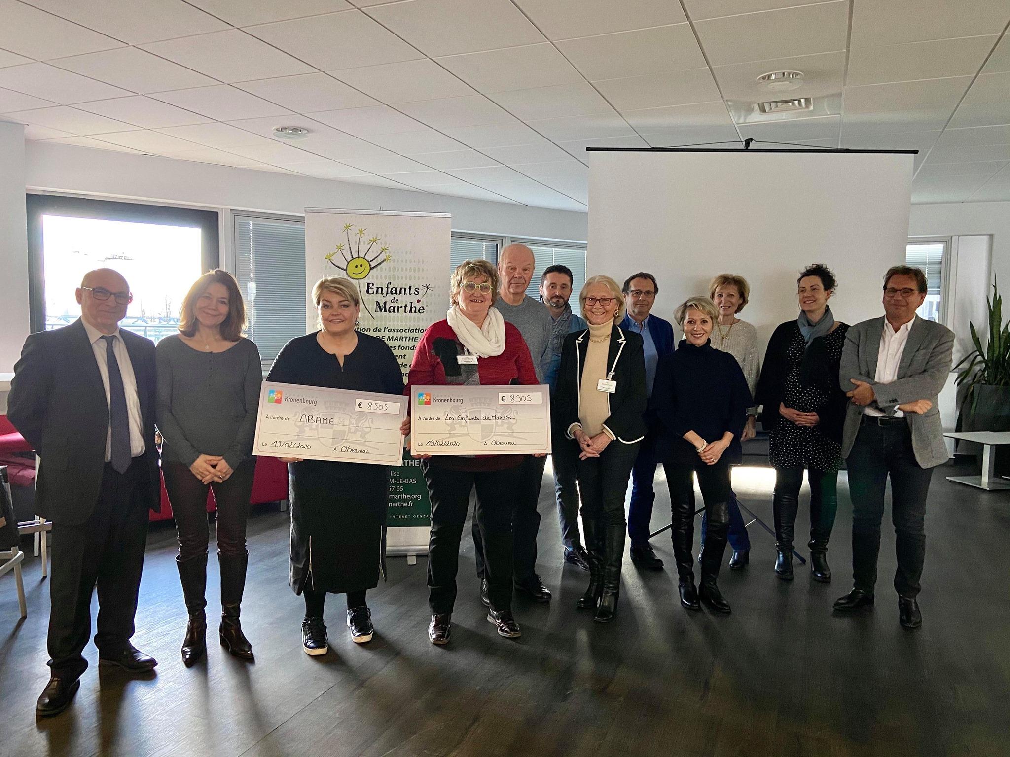 Fondation Kronenbourg pour l'Arame