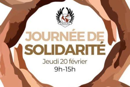 1ère journée de Solidarité organisée par l'Amicale Dentaire de Strasbourg