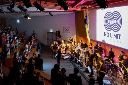 Le No Limit Orchestra est désormais partenaire de l'ARAME
