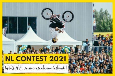 L'ARAME participe au NL Contest 2021